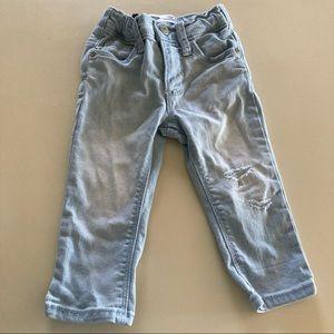 Old Navy Distressed Jeans 12-18 Mos Karate Skinny